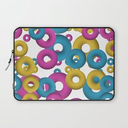 minimalist Fruity loops! Laptop Sleeve