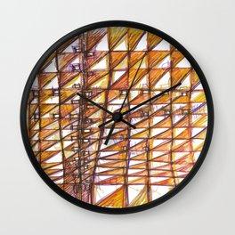 72 Wall Clock