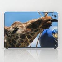 ohm iPad Cases featuring Ohm, nom, nom! by IowaShots