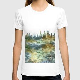 Chicago Skyline Illinois T-shirt