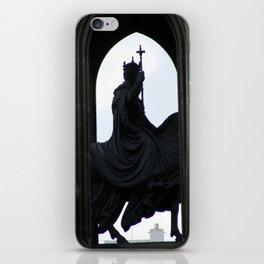 Prague V iPhone Skin