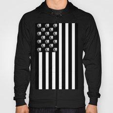 US MiniFigure Flag - Vertical Hoody
