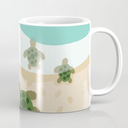 Baby Turtles Coffee Mug