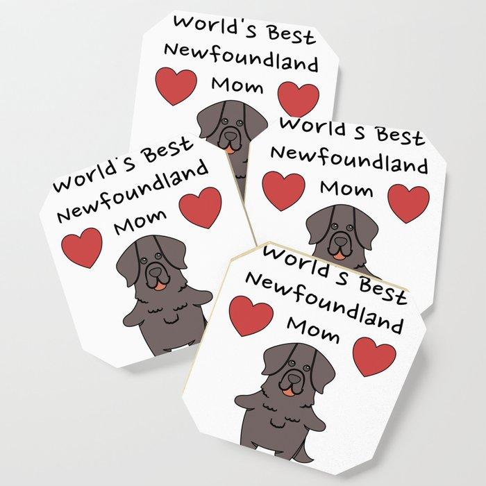 World's Best Newfoundland Mom Cute Dog Mother Design