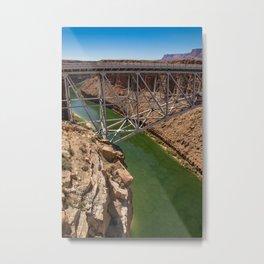 Colorado_River - Marble_Canyon III, AZ Metal Print