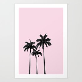 Feeling the Vacations Art Print