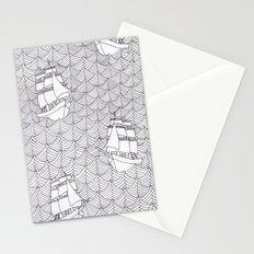 Ships Stationery Cards