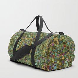 Mosaic 2d Duffle Bag