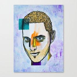 Vince Canvas Print