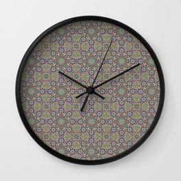 Geometry02 Wall Clock