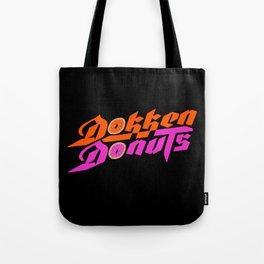 Dokken Donuts Tote Bag