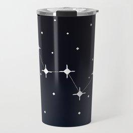 Cassiopeia Constellation Travel Mug