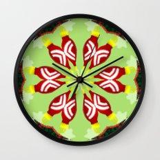 Kaleidoscope 'K1 SQ' Wall Clock