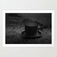 somewhat of a long time ago Art Print