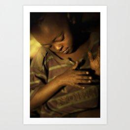 Ethiopia 4 Art Print