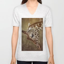 Its all in a Glance Unisex V-Neck