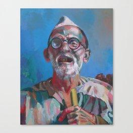 """A Shepherd""  Canvas Print"