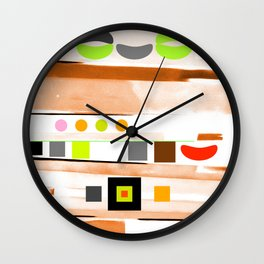 Vector 2 Wall Clock