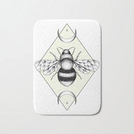 Bee Confident Bath Mat