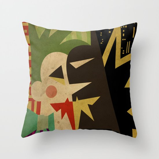 Destined to do this Forever Throw Pillow