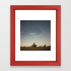 Faithful Framed Art Print