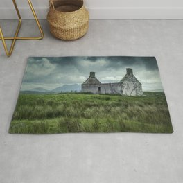 The Abandoned House Rug