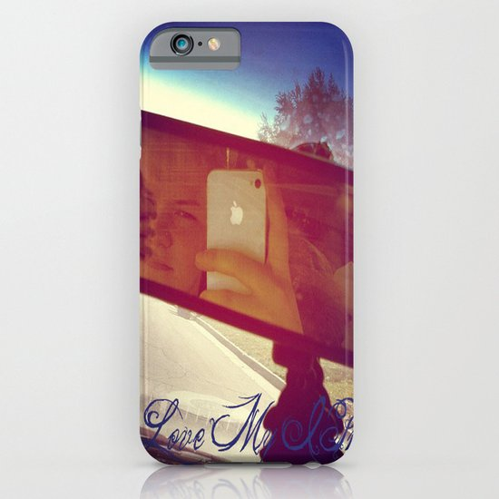 I Love My Iphone iPhone & iPod Case