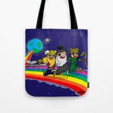 Norse Pride Tote Bag