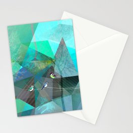 BIRDS P19 Stationery Cards