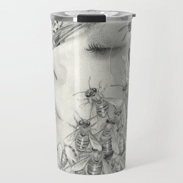 Apiphobia - Fear of Bees Travel Mug