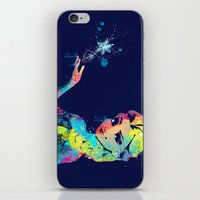 elsa iPhone & iPod Skins featuring Elsa by lauramaahs