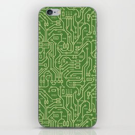 Microchip iPhone Skin