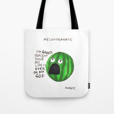 melondramatic Tote Bag