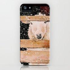 virgin wool Slim Case iPhone (5, 5s)