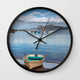 Morfa Nefyn Bay Wall Clock