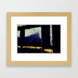 Cristo in Rio Framed Art Print