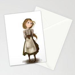 Flossie Ada Johnson Stationery Cards