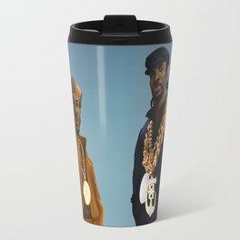Let the Rythm Hit'em Travel Mug