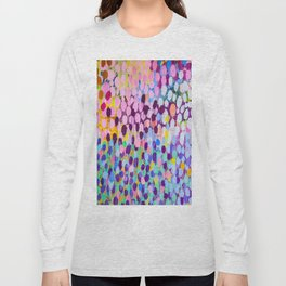 Paint dots Long Sleeve T-shirt