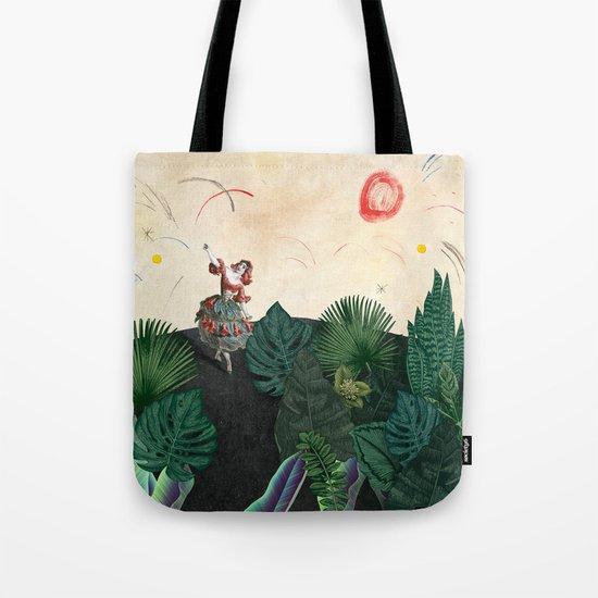 Eden II Tote Bag