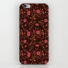 HOLIDAY PATTERN iPhone Skin