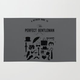 The Perfect Gent Rug