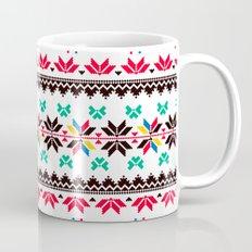 Traditional Embroidery Mug