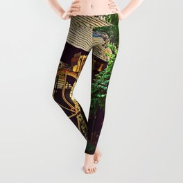 Gristmill - Charlottesville, Virginia Leggings