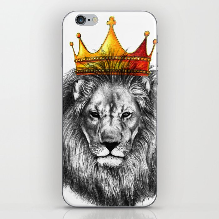 lion king iPhone Skin