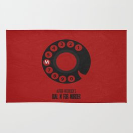 Dial M For Murder 01 Rug