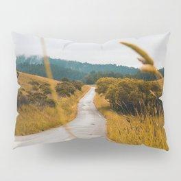 The Roadside Path (Color) Pillow Sham