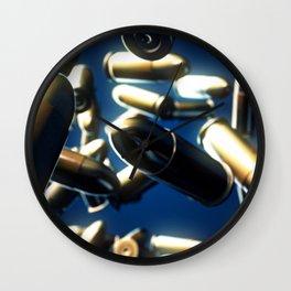 Bullets Wall Clock