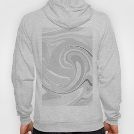 Abstract Wave Design Hoody