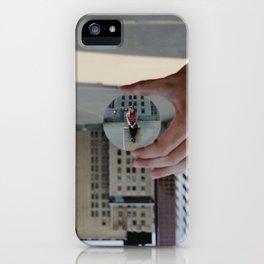 Convex Columbus iPhone Case